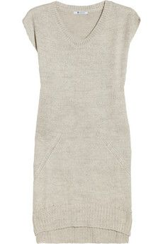 T by Alexander Wang  Chunky-knit sweater dress $78