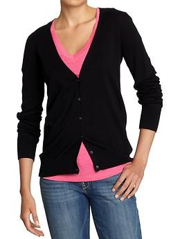 I need to replace all my cardigans. Women's Button-Front Cardis ...
