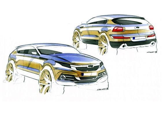 Sergey Konkov Qoros Suv Sketch What I Did Pinterest Car