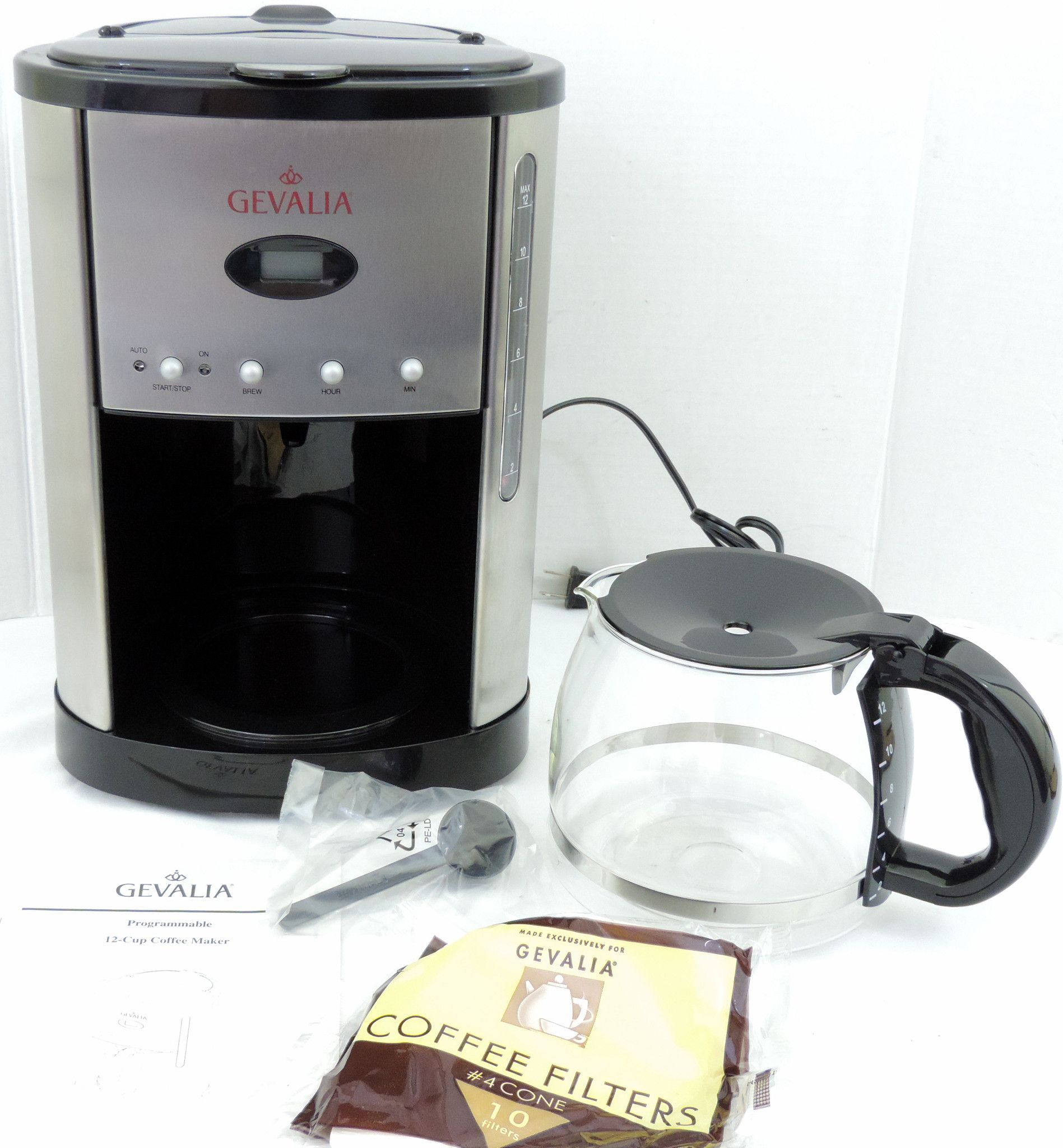 gevalia coffee maker 12 cup coffee drinker rh cf jiraygroup com Suntour XCC Xcc Mixer