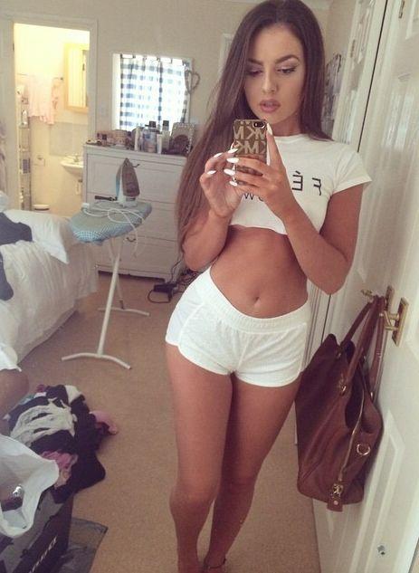 Teens selfie hot You're doing