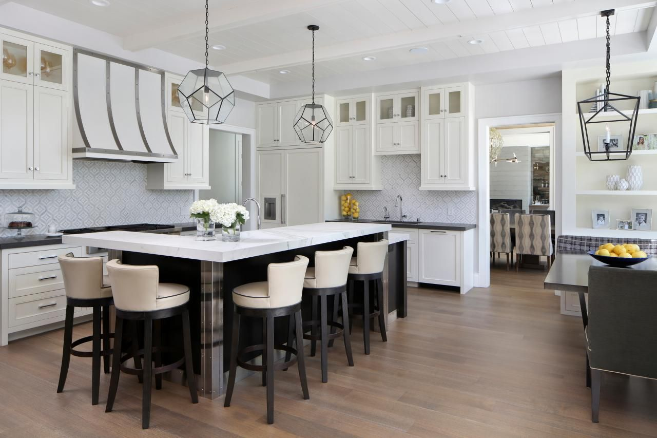 Custom Kitchen Islands: Pictures, Ideas & Tips From ...