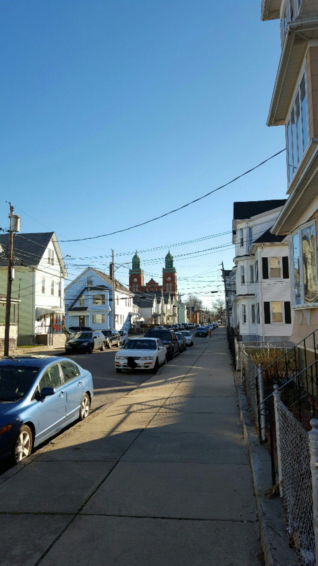 Mt Carmel church, southend New Bedford