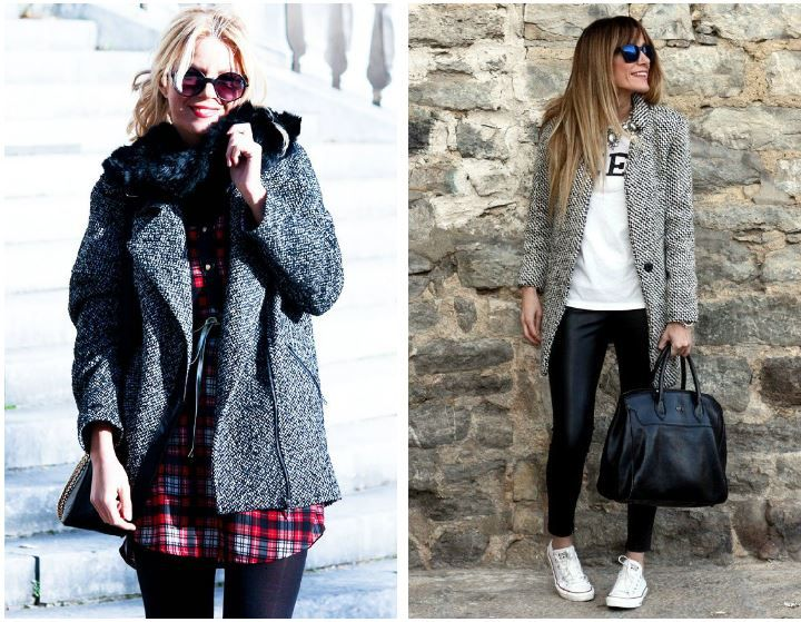2997c161c5d21 2015 Kış modası 17 tüvit ceket ve kaban modeli   Moda   Pinterest ...