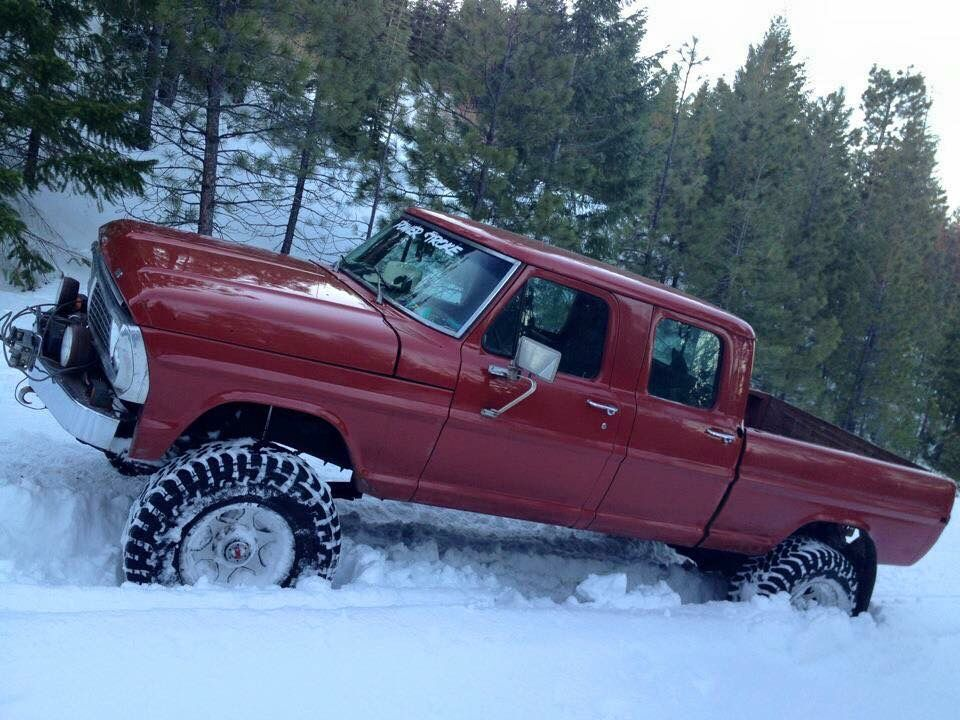 Old Ford with 7.3 Power Stroke | Cool | Pinterest | Power stroke ...