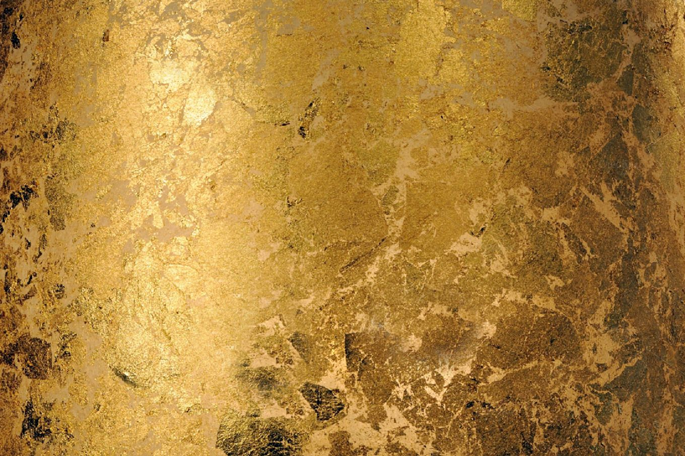 Real Gold Foil Texture Background Abstract 1 Texture