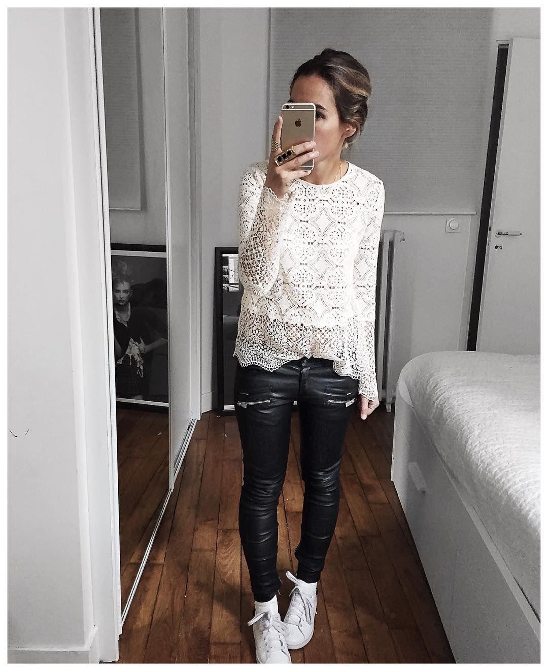 Audrey audreylombard photos et vid os instagram for Minimalistischer kleiderschrank
