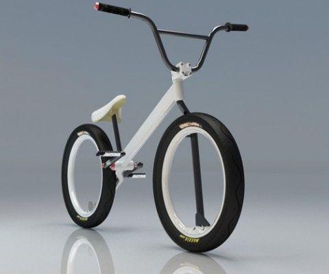 Nikolay Boltachev Hubless Bmx Concept Bmx Bikes Bike Design Cool Bicycles