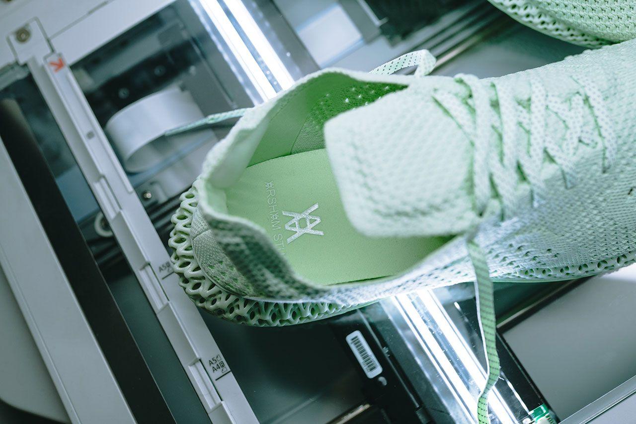 56658acd Closer Look at the Daniel Arsham x adidas FUTURECRAFT 4D Reveals ...