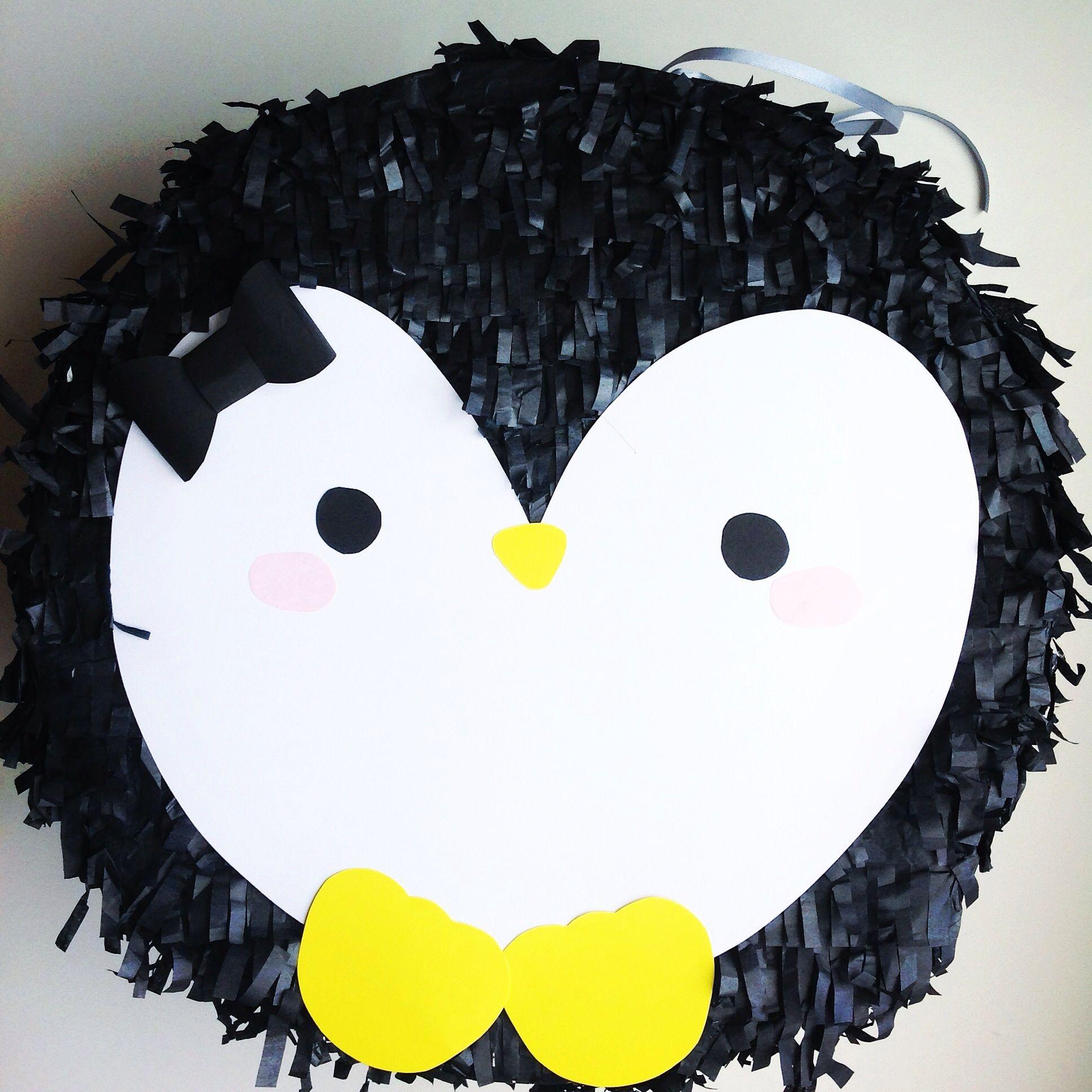 Sra. PingÜino! Piñata Pingüino Ideales Para Cualquier Tipo