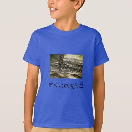 Kids Hiking or Outdoor Shirt - outdoor gifts unique cyo personalize