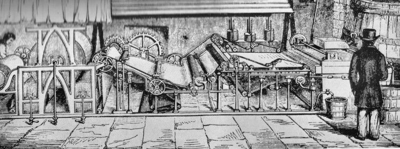 Griffen Mill Guide to the History of Papermaking in Europe