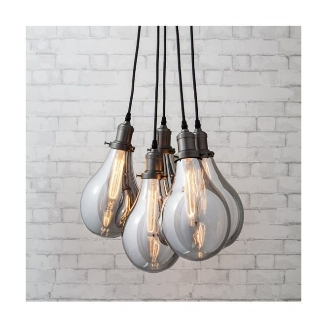 Vintage Filament Bulb Design Ceiling Cer Pendant