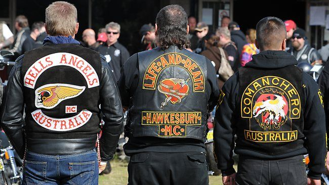 hells angels nomads - Google Search | BROTHERHOOD | Hells