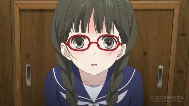 Image result for red data girl izumiko