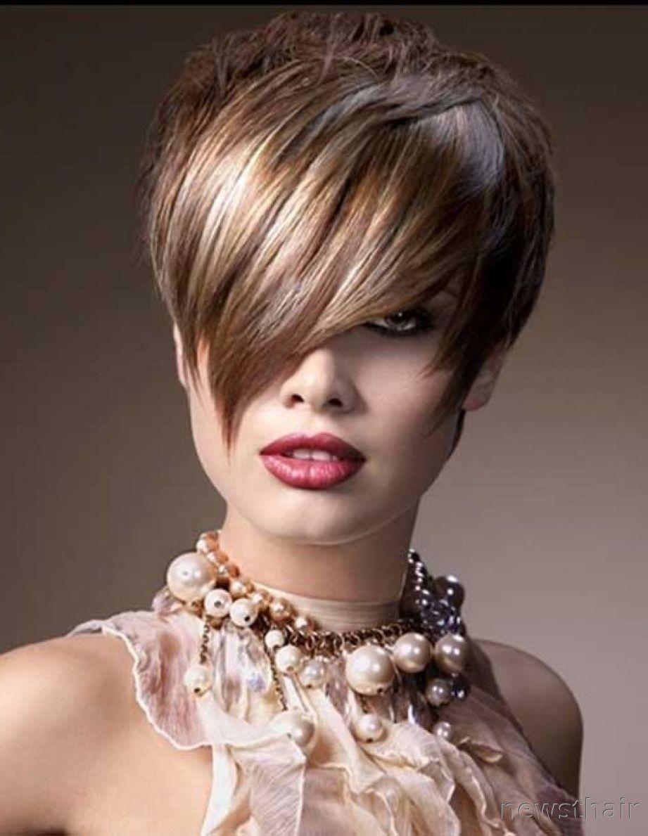 Hervorgehoben Frisur Für Kurze Haare Überprüfen Sie mehr unter http://frisurende.net/hervorgehoben-frisur-fuer-kurze-haare/13903/