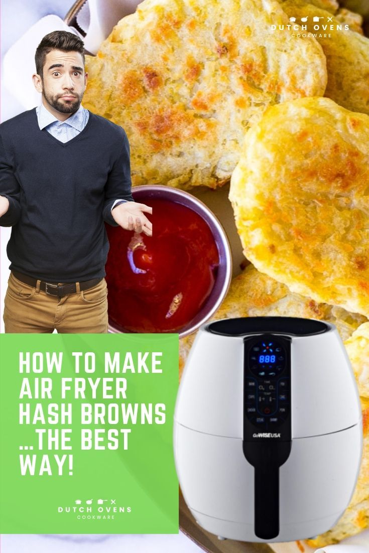 How To Make Air Fryer Hash Browns… The Best Way