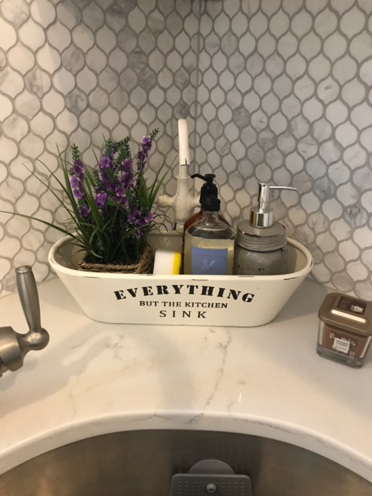 Everything But The Kitchen Sink Tray With Images Kitchen