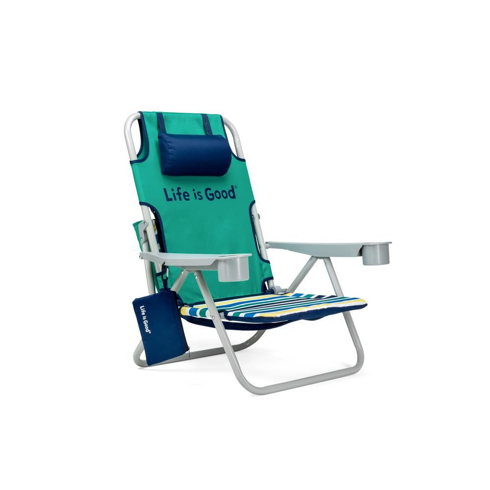 Fine Life Is Good Rocket Green Aluminum Folding And Reclining Pabps2019 Chair Design Images Pabps2019Com
