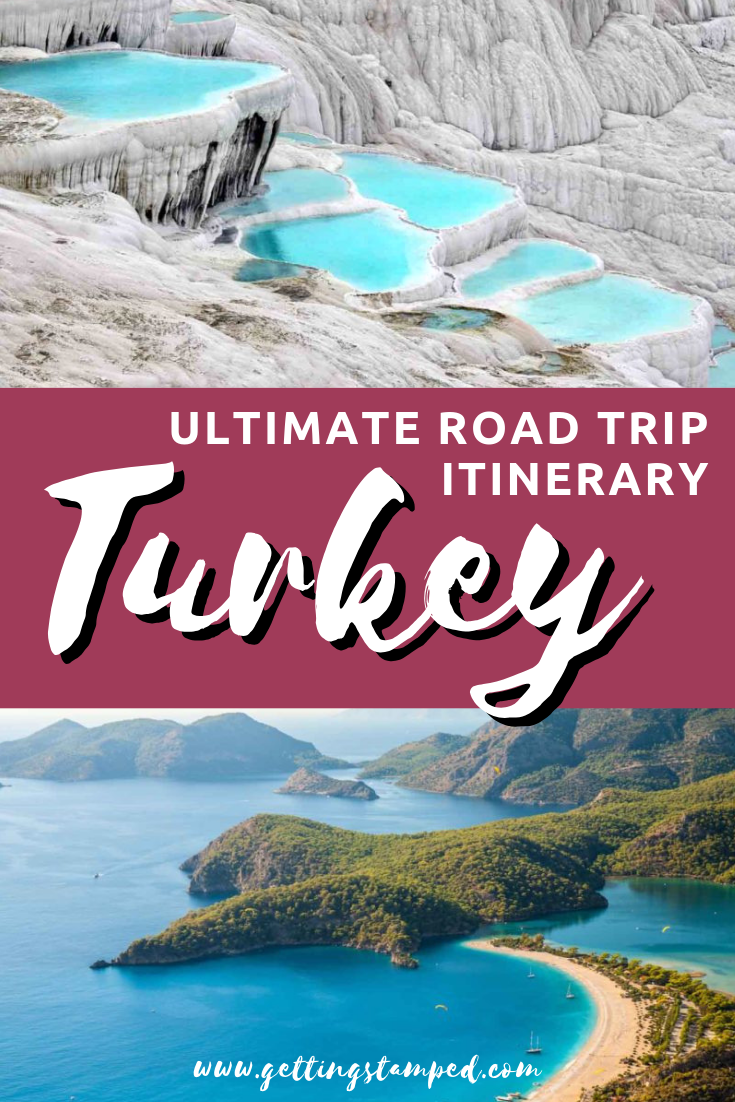Best Places to Visit on a Turkey Road Trip | Getting Stamped
