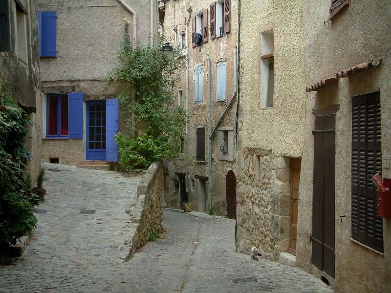 Bargemon Maisons Du Village France Voyage Com Voyage En France La Provence France France