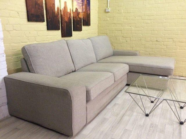 Grey Fabric Corner Sofa For In Harrow Uxbridge Preloved