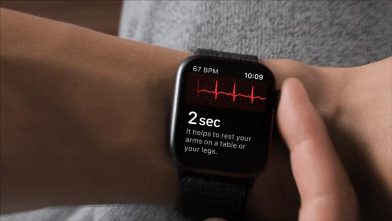 Risultati immagini per smartwatch apple ecg pinterest