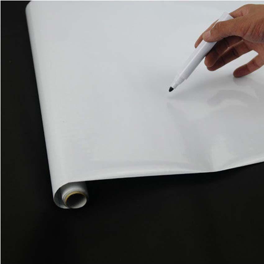 best-selling 45cm * 2m high quality teaching whiteboard wall