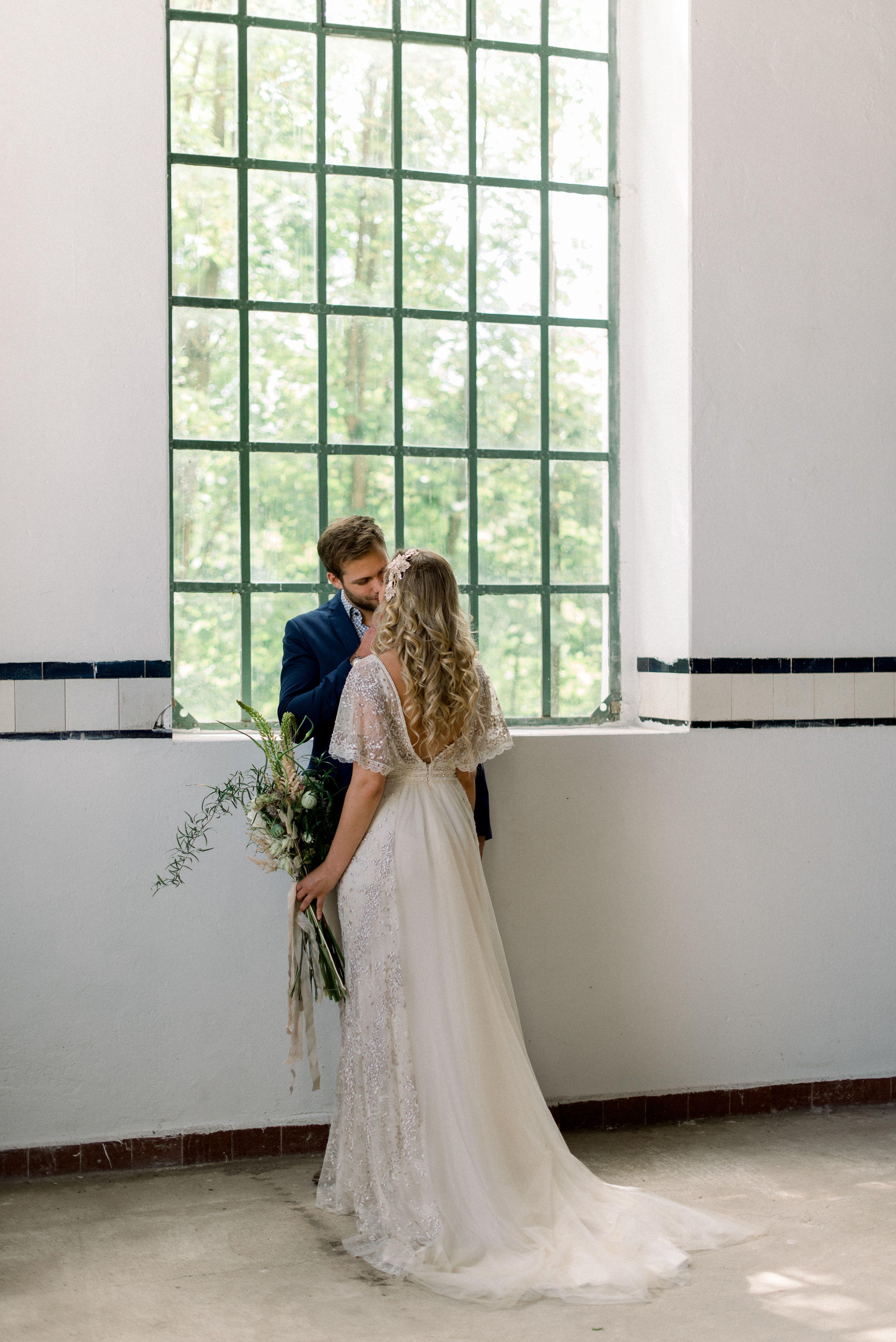 Pin Auf Brautfrisuren