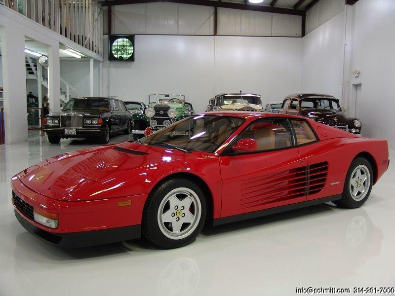 1990 Ferrari Testarossa Visit Www Schmitt Com For More Details