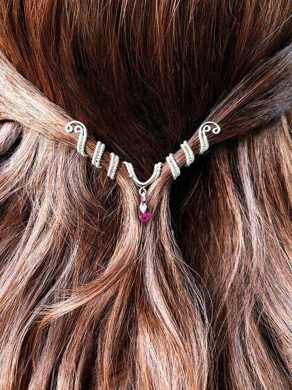 Bridal Hair Jewelry, Wedding Hair Accessory, Renaissance Wedding Jewelry, Bridal Hair Pin, Hair Accessories for Bride, Bridal Hair Piece
