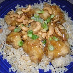 Springfield Style Cashew Chicken I Recipe Cashew Chicken Recipes Cashew Chicken Recipe