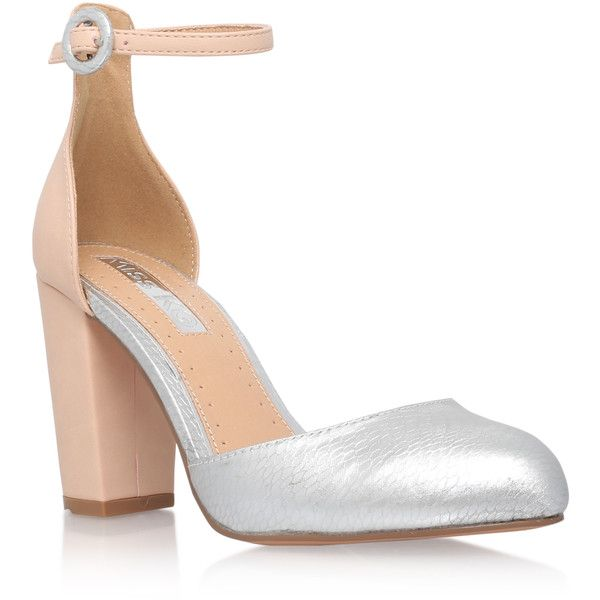 Miss KG Panther Block Heel Cleated Sole Sandals at John