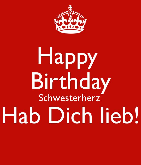 Pin By Ruth Landwehr On Idee Geburtstag Schwester Schwesterherz