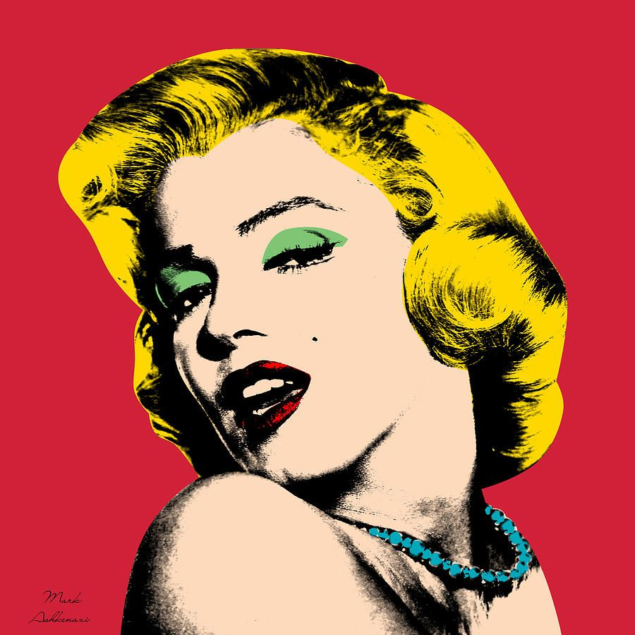 Image result for pop art famous