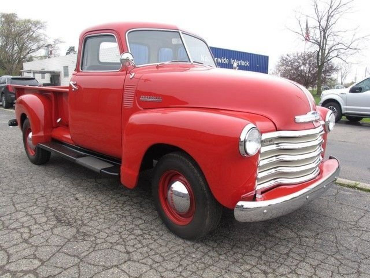 1948 Chevrolet Thriftmaster Pickup Cars for sale
