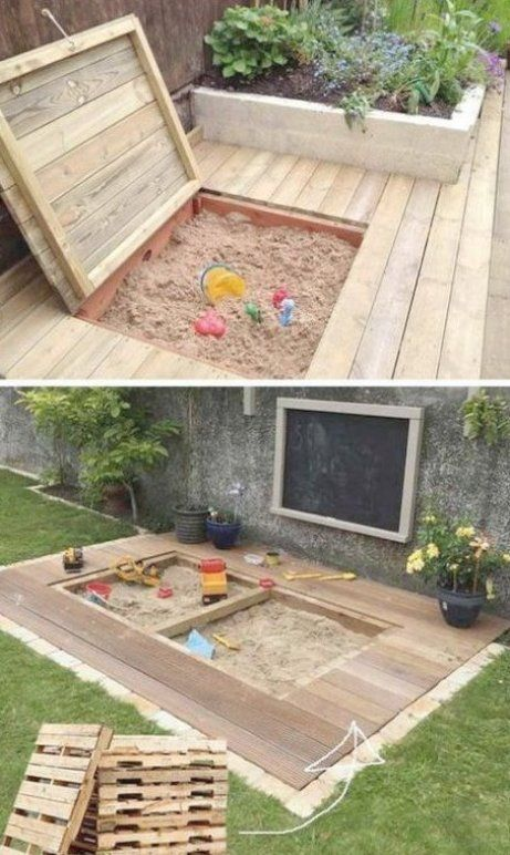 Landscaping ideas for back yard without grass Landscape ...
