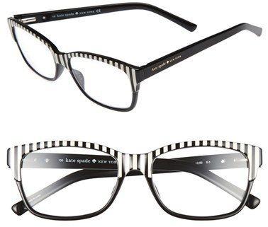 8b79bd2305 Women s Kate Spade New York Tenil 52Mm Reading Glasses - Black  katespade   glasses