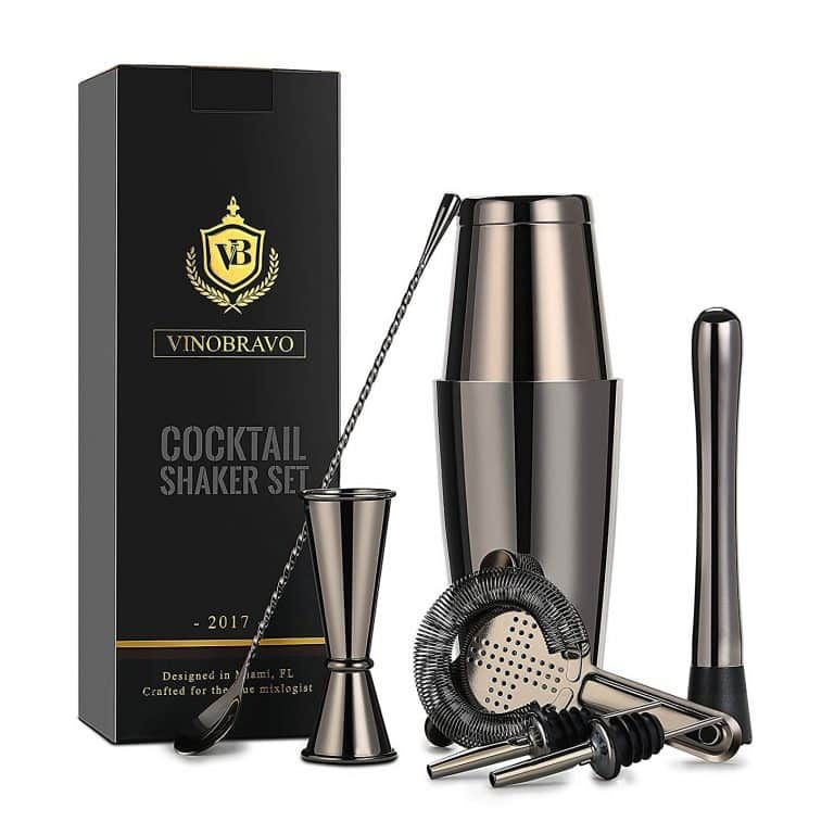 Top 10 Best Cocktail Shakers In 2020 Cocktail Shaker Drink