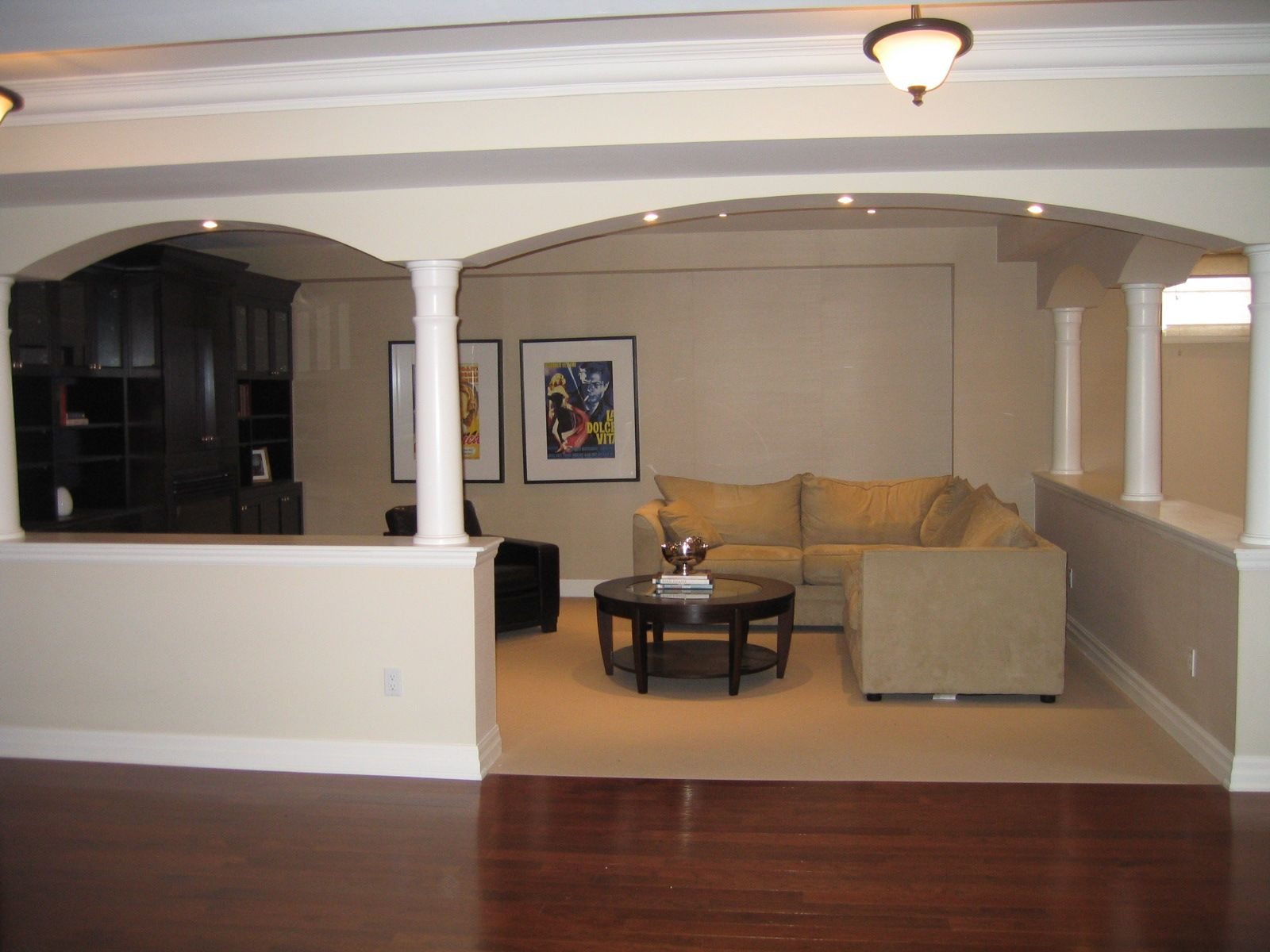 Finished Basement Floor Ideas Basement Foundations Are Popular In - How to redo basement floor
