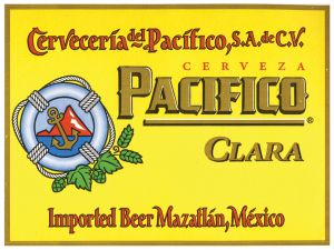 Cerveza Pacifico Clara | Project in 2019 | Mexican beer