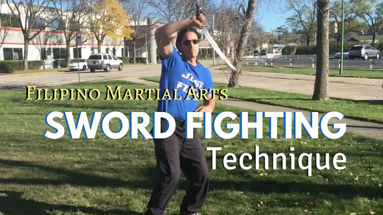 Amazing sword skills filipino martial arts kali