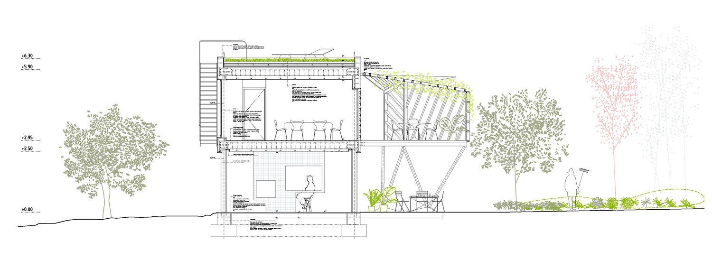 Galería de Casa Doble / Langarita Navarro Arquitectos - 16