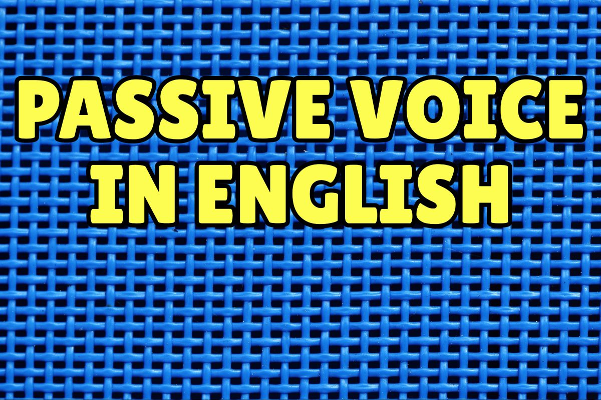In The Active Voice The Subject Of The Sentence Does The