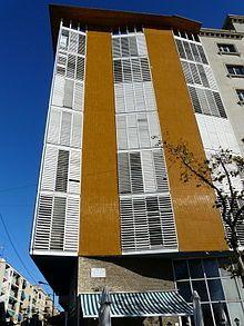 Josep Antoni Coderch Wikipedia The Free Encyclopedia Modernismo