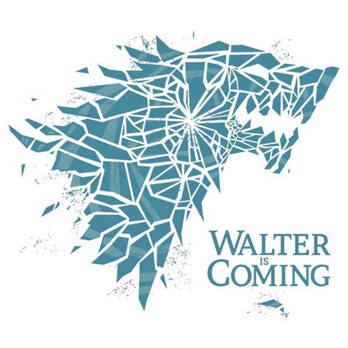 Winter IS coming… but there is something more dangerous out there…  Blue crystal