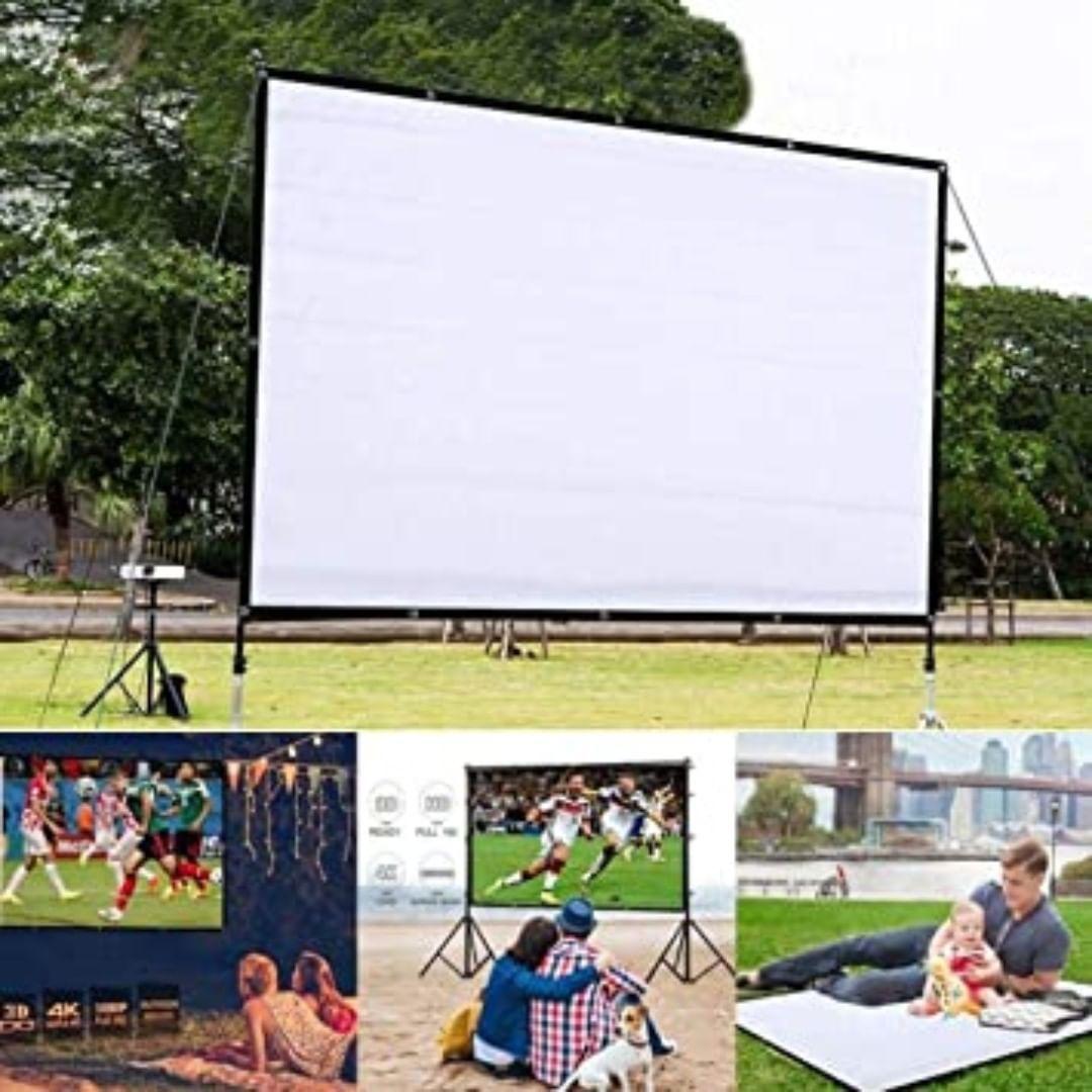 80 Off Get Cash Back Best Outdoor Projector Outdoor Projector Movie Screen