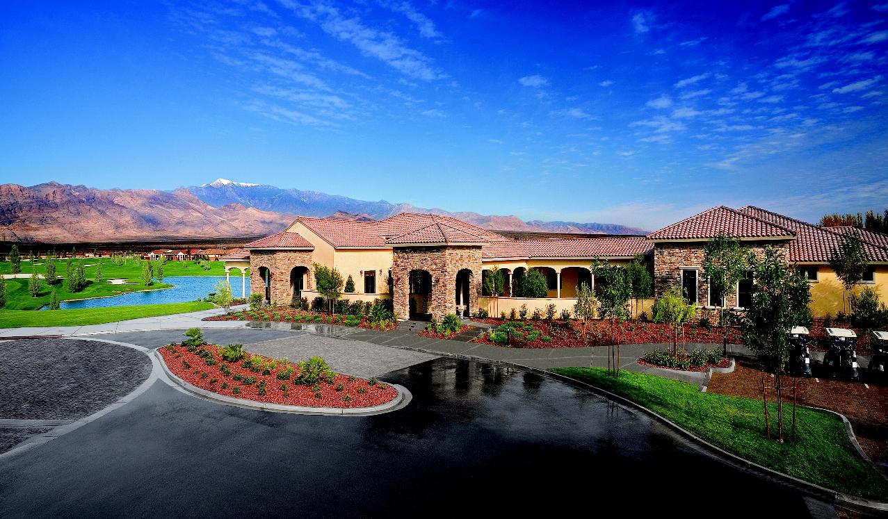Pahrump To Las Vegas >> The Clubhouse At Mountain Falls Pahrump Nv