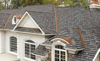 Cost Of Synthetic Slate Shingles Roofing Installation