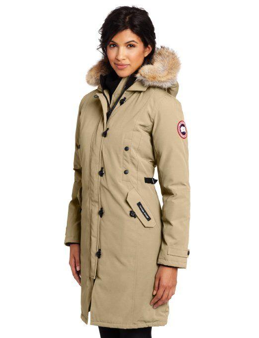 Amazon Com Canada Goose Women S Kensington Parka Coat Sports Outdoors Kensington Parka Canada Goose Women Moncler Jacket Mens